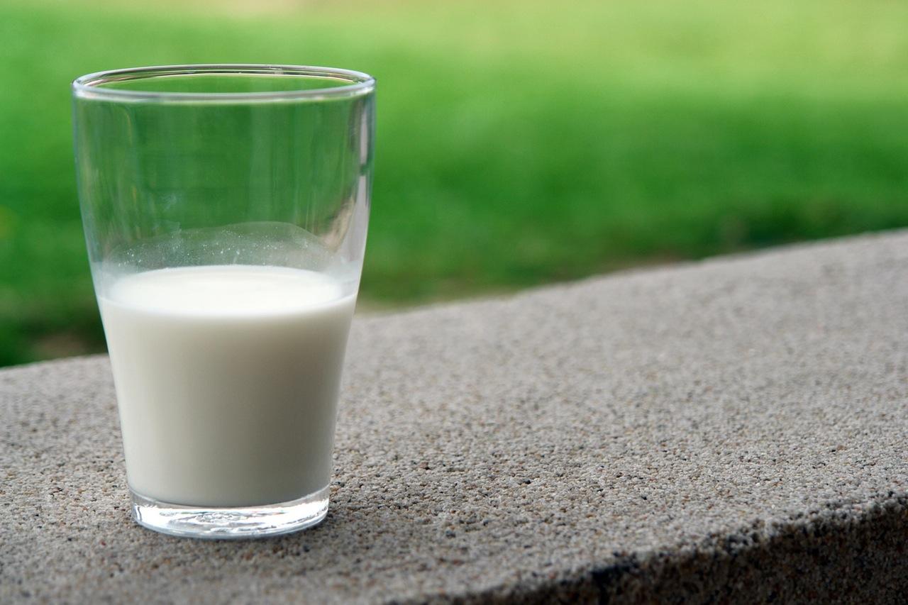 milk waste