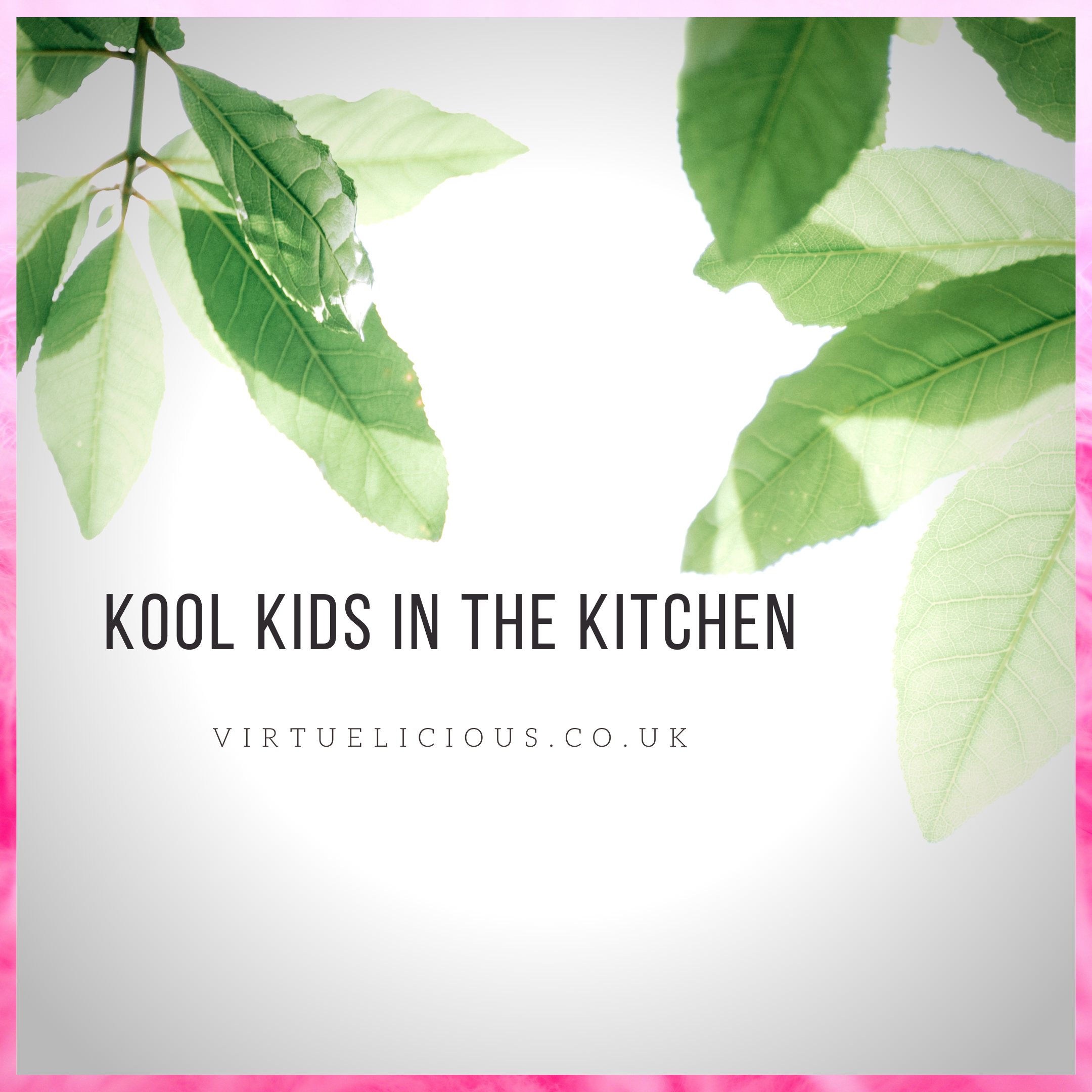 Get Kids in the kitchen