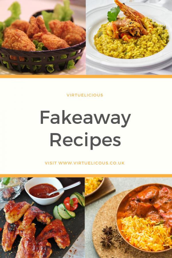 fakeaway recipe book