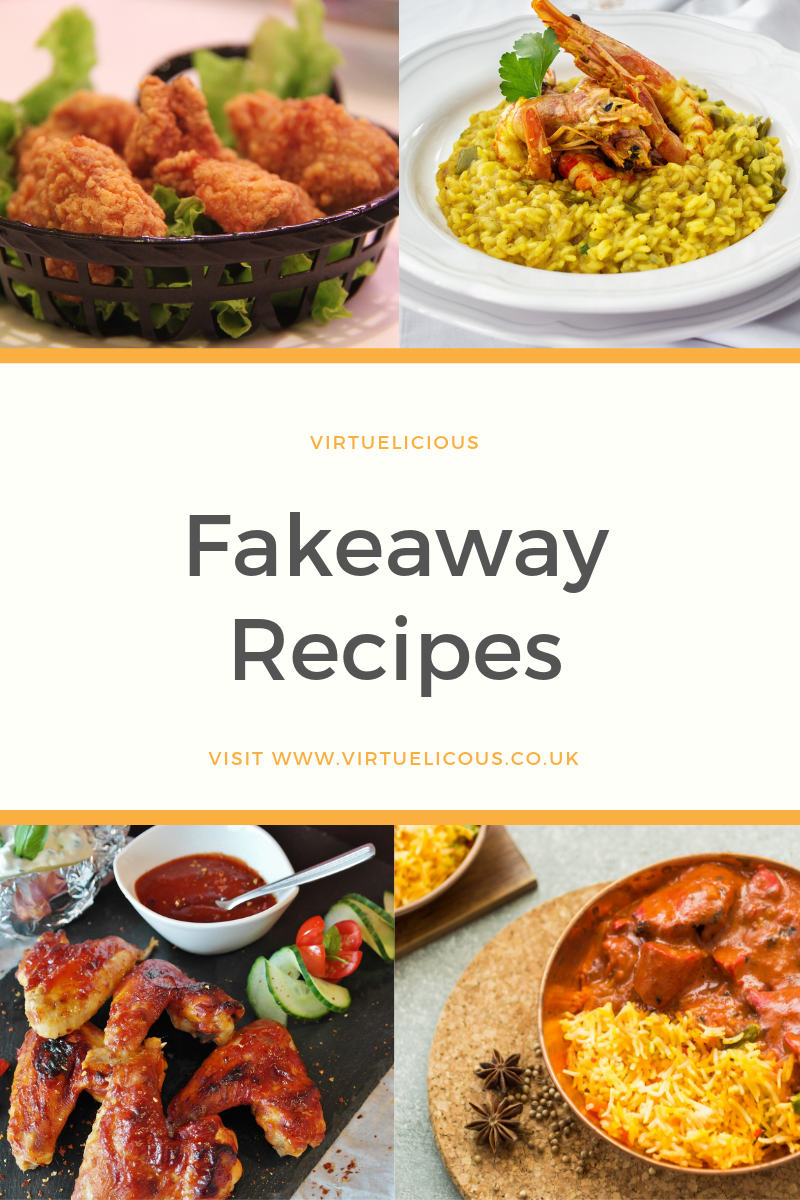 fakeaway recipe book