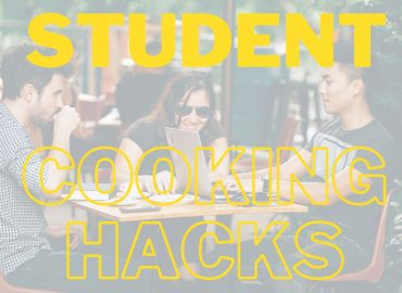 student cooking hacks