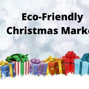 eco-friendly Christmas market