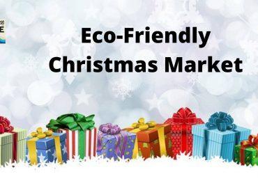 eco-friendly Christmas market
