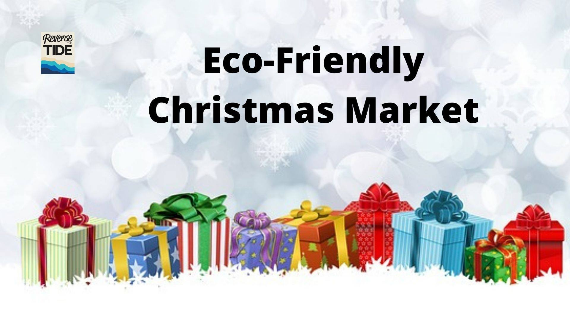 [17] Eco-Friendly Christmas Market